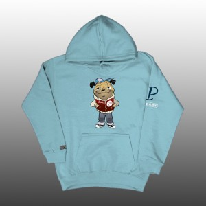 Petrol Pug kids Introducing Benji Hoodie