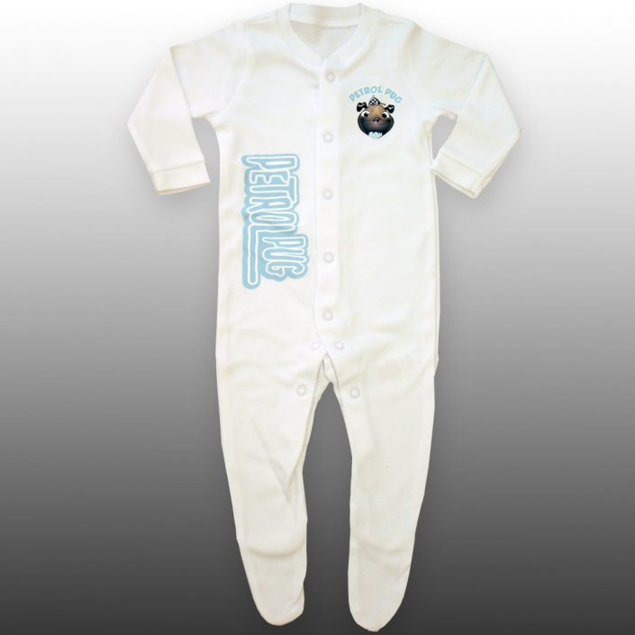 Baby Boys Cotton Onesie