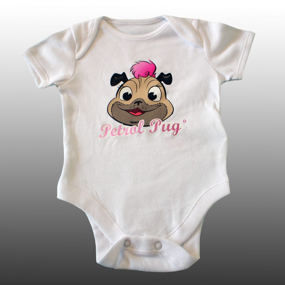Baby Girls Cotton Onesie Vest